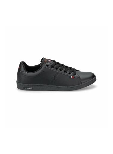 U.S. Polo Assn. Erkek Ayakkabı Franco 100910274 Siyah